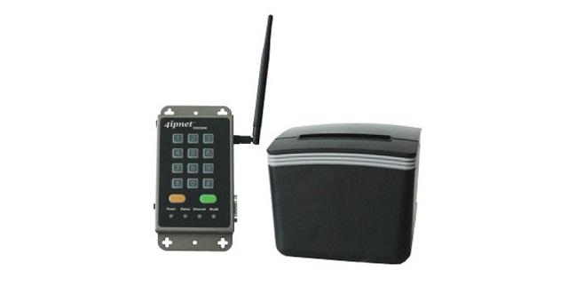4ipnet Wireless Ticket Generator WT