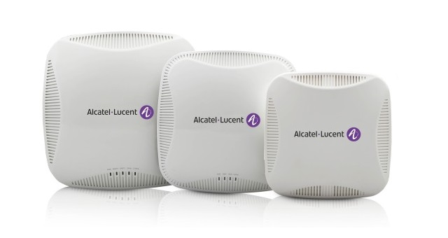 Alcatel-Lucent OmniAccess IAP Controller-less