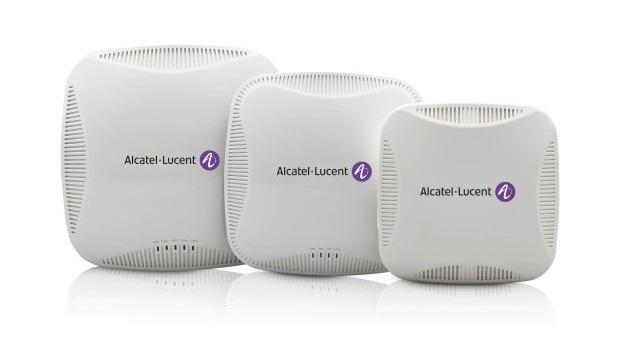Alcatel-Lucent OmniAccess IAP Controller-less