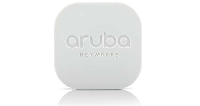Aruba Beacons Location Services
