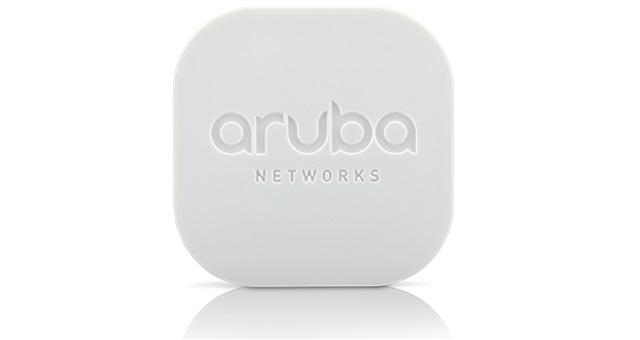 Aruba Beacons Location Services