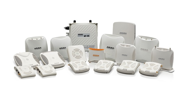 Aruba Instant Access Points Controller-less