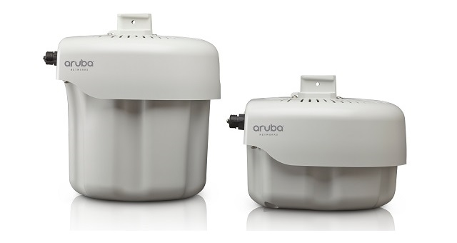 Aruba Outdoor Access Points