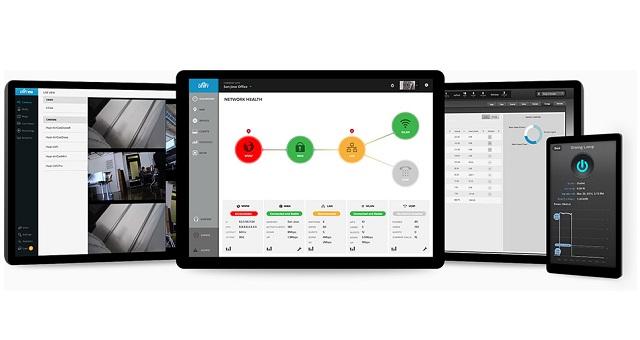 Ubiquiti Virtual Controller Network Management