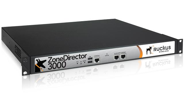 Ruckus ZoneDirector WLAN Controller