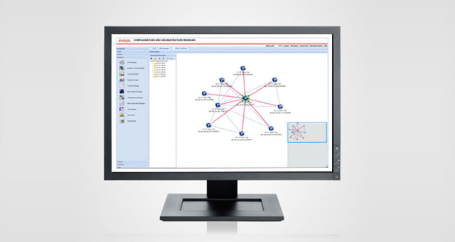 Avaya Sistema de administración y configuración de red Configuration and Orchestration Manager