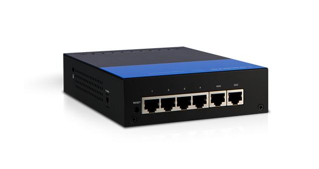 Linksys Wireless Routers VPN LRT Series